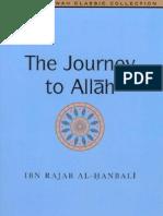 The Journey to Allah by Imam Ibn Rajab Al-Hanbali