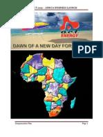 Drinkact Africa
