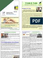 """Publicação Diocesana - """"Vinde e Vede"""" - N.º 10"""