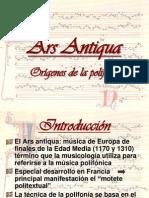 Ars Antiqua