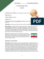 Iran - Country Profile