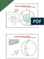 Analisis Kinematik Dengan Menggunakan Proyeksi Stereo Graf Is