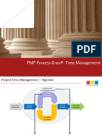 PMP Training - Time Management 1.1