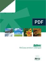 McQuay Brochure