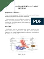 Diagnosis Dan Penatalaksanaan Asma Bronkial Pipin