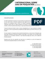 Symposium Internacional sobre Controversias en Psiquiatría