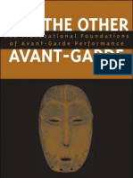 Not the Other Avant-garde the Transnational Foundations of Avant-garde