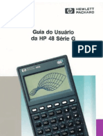 Calculadora Hp 48G - Manual (Português)