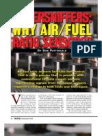 Airfuel Sensor