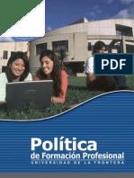 Política de Formación Profesional2