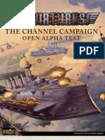 Leviathans Channel Campaign Alpha Test
