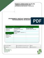 GPSL-P0000-11 - Montaje y Desmontaje de Consola de Molinos CP 50 Rev 01