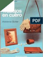 Trabajos en Cuero Waldemar Buhler