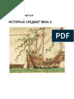 Istorija Srednjeg Veka II