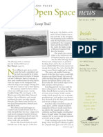 Fall 2004 Muir Heritage Land Trust Newsletter