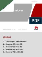 2G 3G Handover