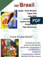 PP Custo Brasil