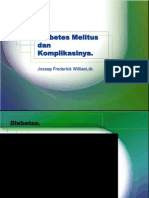 Diabetes Melitus Dan Komplikasinya