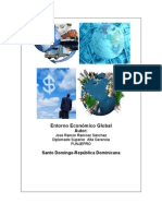 Entorno Economico Global