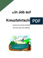 Kreuzfahrtjob2009