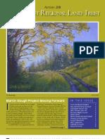 Fall 2011 Northcoast Regional Land Trust Newsletter