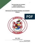 Protocolo Para Chagas