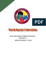 Przepisy WKF Styczen 2012 Eng