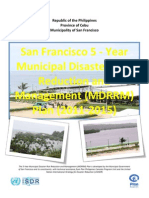 San Francisco MDRRM Plan Package