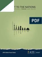 World Corrupt Report 2011