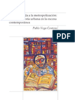 De la barriada a la metropolización Lima y la teoría urbana en la escena contemporánea
