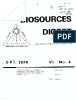 Principles Equipment and Operation of Two Laboratory Scale Bio Dig Esters