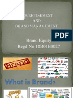 Brand and Brand Equity