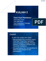 20111207141208KULIAH 2 Teori Otak Triune Teori Split Brain Dan Multiple In