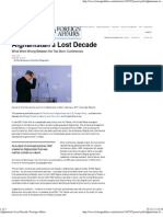 Afghanistan's Lost Decade _ Foreign Affairs
