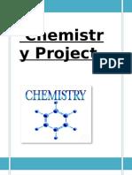 Chemistry Project - Conductivity