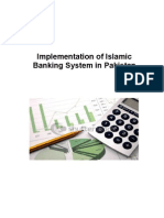 Various Factors Implementation in Islamic Banking in Pakistan