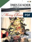 Times Leader 12-25-2011