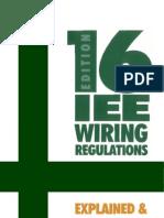 IEEE Wiring Regulations (3books)