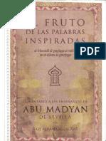 El fruto de las palabras inspiradas-Al-Mawadd - Preambulo
