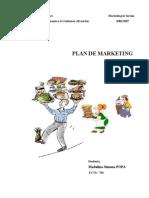Plan de Marketing - a Unui Restaurant