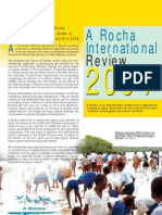 A ROCHA Annual Review 8p
