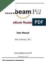 Infibeam Pi2 User Manual