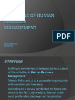 Functions of Human Resource Managment (1)