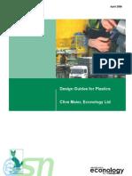 Design Guides for Plastics