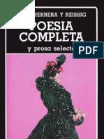 Herrera y Reissig Julio - Poesía completa