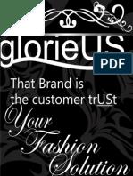 GlorieUS - Business Plan