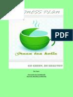 Green Tea Holic - Business Plan