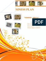 Pempek Unyil - Business Plan