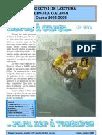 Boletín de Lecturas para 4º ESO