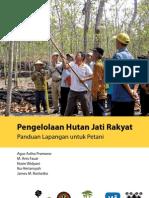 Pengelolaan Hutan Jati Rakyat